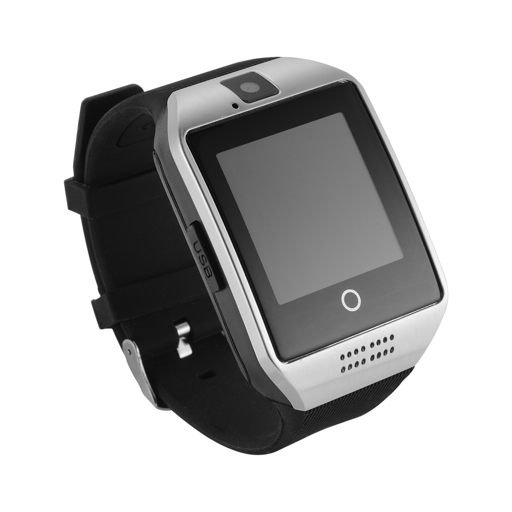 Q18 Bluetooth Smart Watch Phone w/ Camera SIM Slot For ...