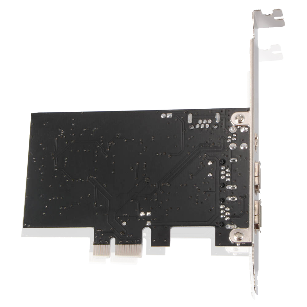 PCI Express Expansion 1394 Firewire IEEE1394 iLINK Adapter ...