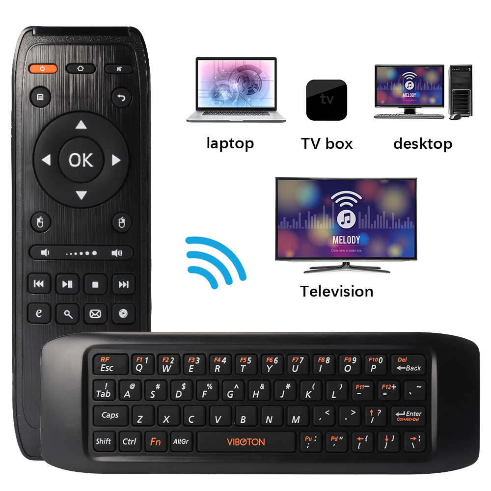 Hot 24g wireless keyboard keypad fly air mouse remote control for hot 24g wireless keyboard keypad fly air mouse remote control for tv box ac751 publicscrutiny Images