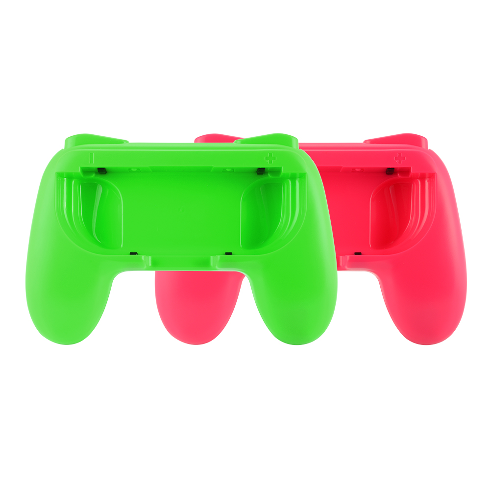 Details about 1Pair Joy-Con Controller Comfort Handles Grips for Nintendo  Switch Console AC962