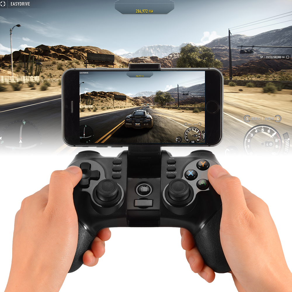 Details about New Bluetooth Gamepad Wireless Game Controller for  Smartphones Tablet PC AC970