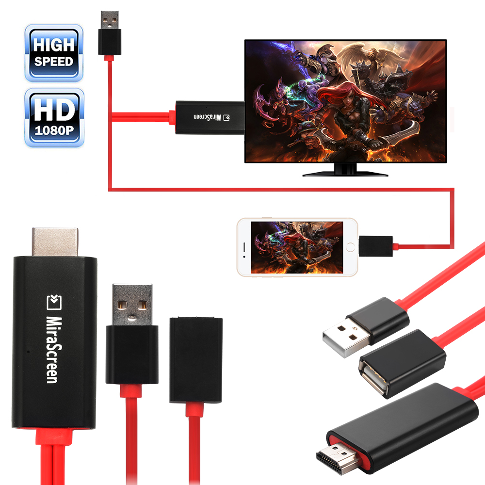 how to connect ipad mini to tv using hdmi