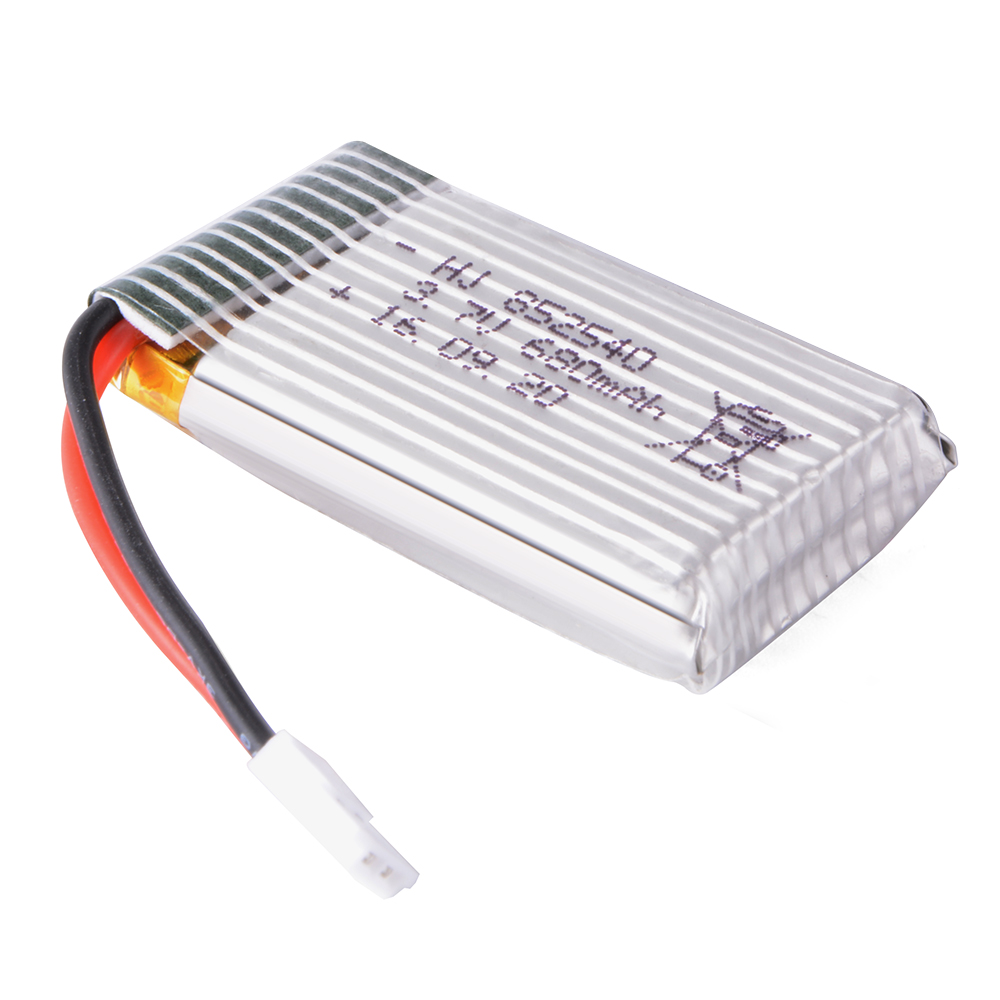 charger  2x 680mah lipo battery 3 7v for syma x5 x5c x5sc