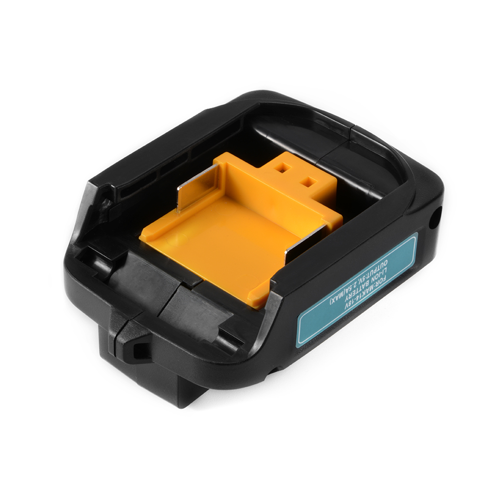makita battery. usb power charger adapter converter for makita adp05 14-18v li-ion battery bc678 makita