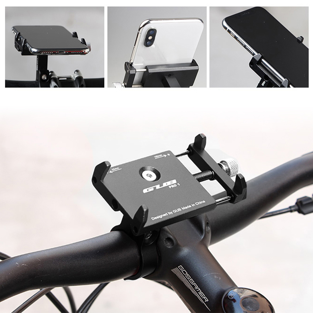 Bicycle Phone Mount >> Details About Gub Pro1 Aluminum Alloy Mtb Bicycle Bike Phone Holder Bike Handlebar Mount Cs594