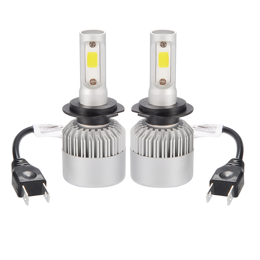 led h7 200w 30000lm headlight phare de voiture cree ampoule 6500k blanc ld1033 ebay. Black Bedroom Furniture Sets. Home Design Ideas
