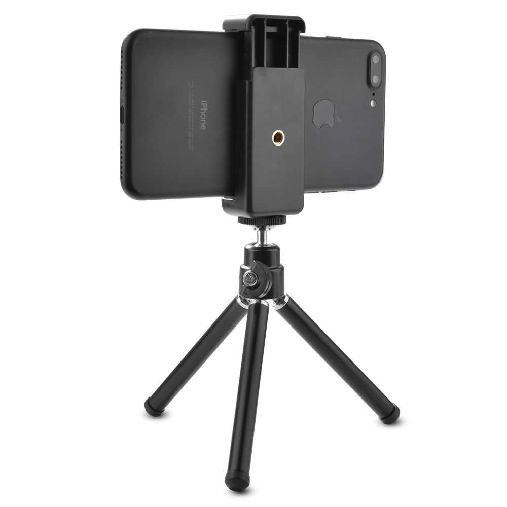 low priced 3093d 2c3a7 Details about Camera Mini Tripod Stand Holder Bluetooth Shutter Remote for  iPhone 7 plus LF780