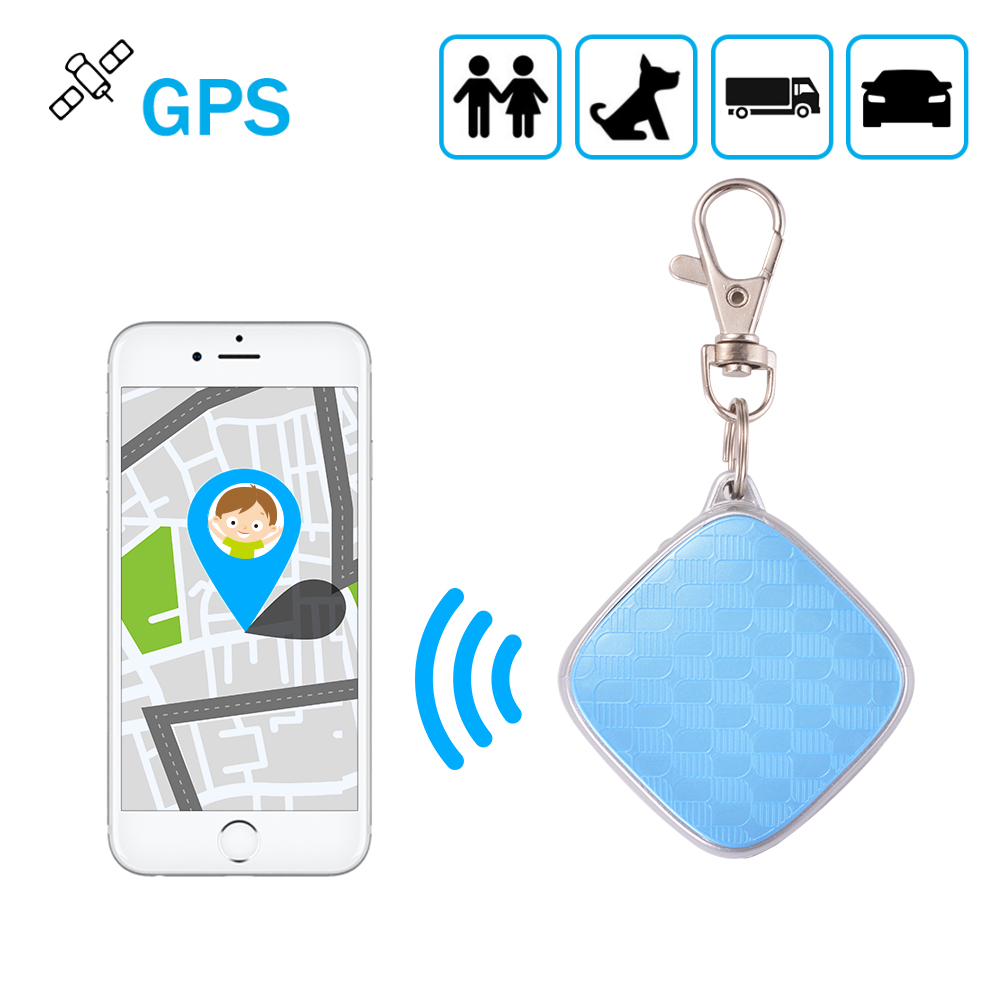mini gps tracker locator finder for kid children elderly. Black Bedroom Furniture Sets. Home Design Ideas