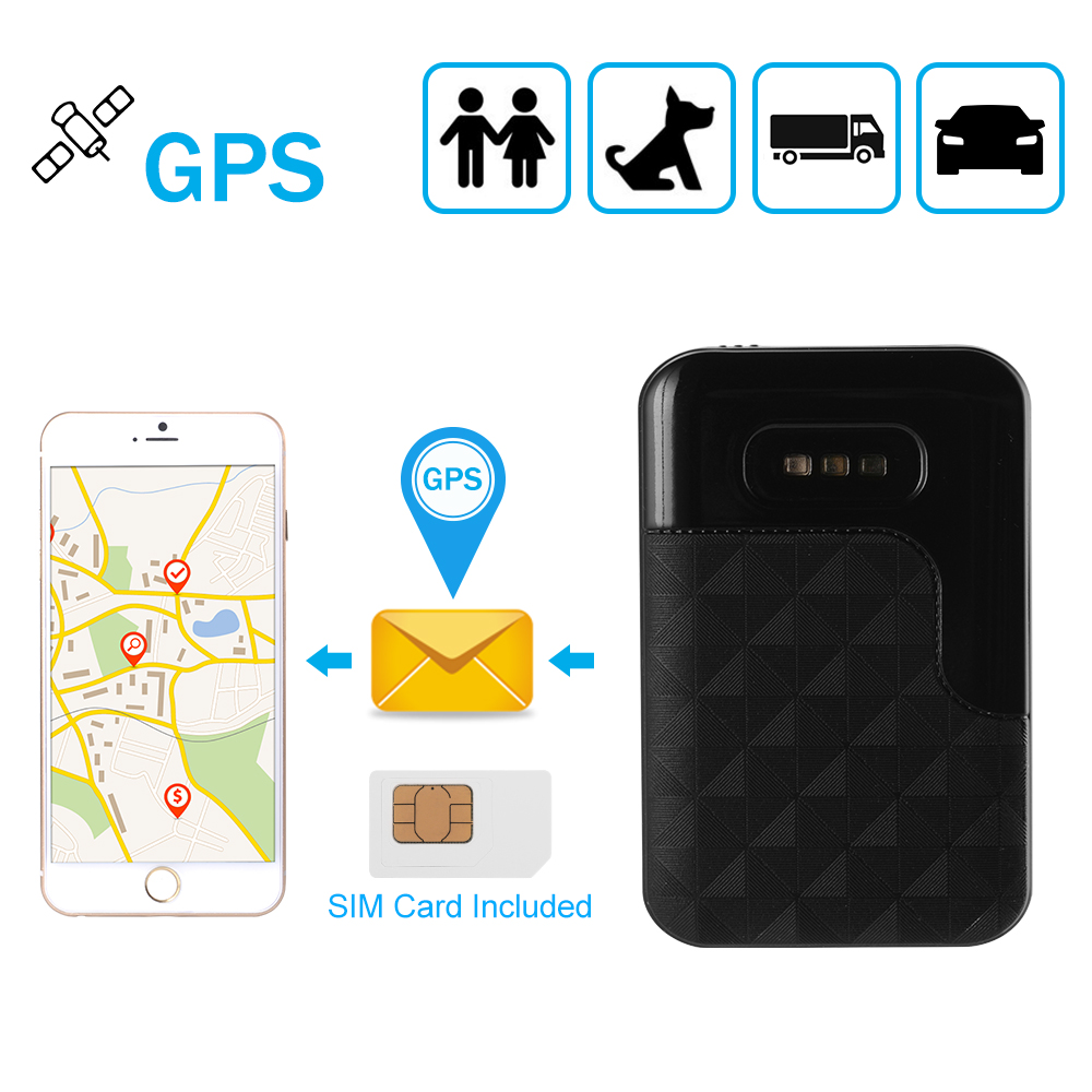 gps magnetic tracker auto fahrzeug locator 60 tage standby. Black Bedroom Furniture Sets. Home Design Ideas