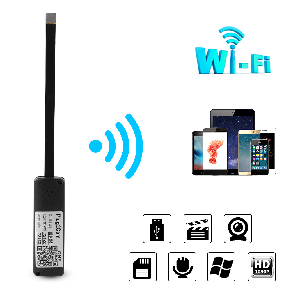 tiny spy nanny cam wireless wifi ip pinhole diy hidden micro dvr video p2p rc656 ebay. Black Bedroom Furniture Sets. Home Design Ideas