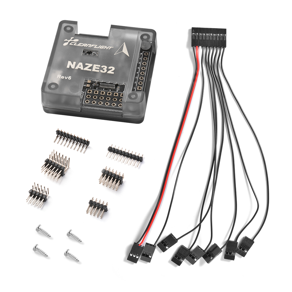 Rev6 Naze32 10dof Flight Controller W Barometer Compass For Quadcopter Wiring Configuration Rc758