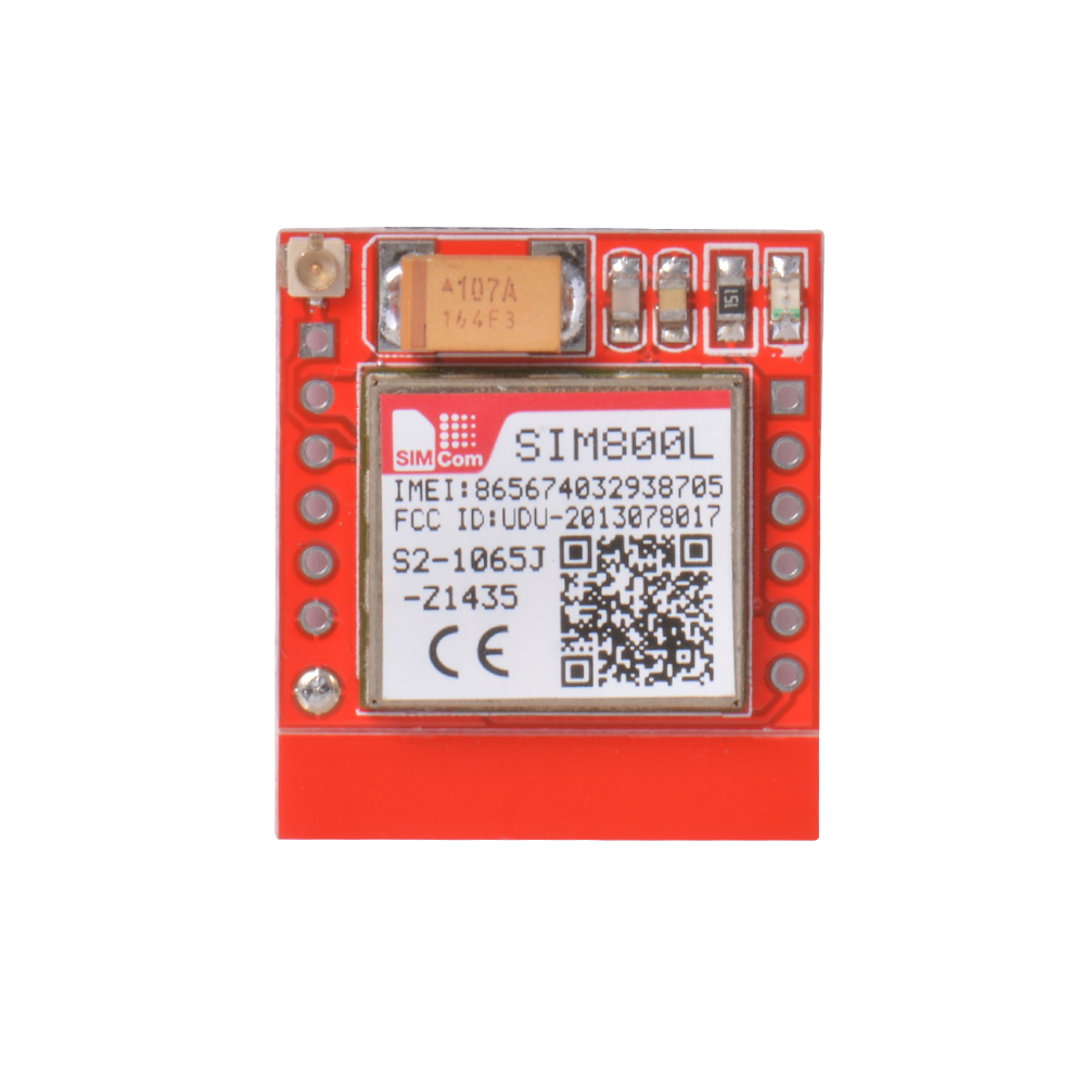 Details about SIM800L Module With Antenna GSM GPRS SMS For Arduino  Raspberry Pi ESP-12 TE1151