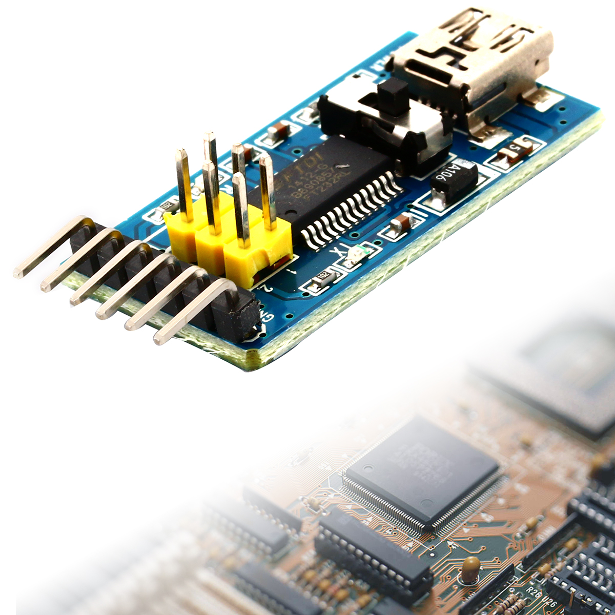 Ft rl v ftdi usb to ttl serial adapter module