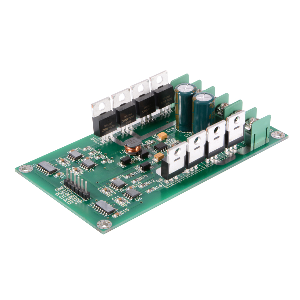 Dual Motor Driver Module Board H Bridge Dc Mosfet Irf3205 3 36v 10a Circuit Diagram Item Specifics