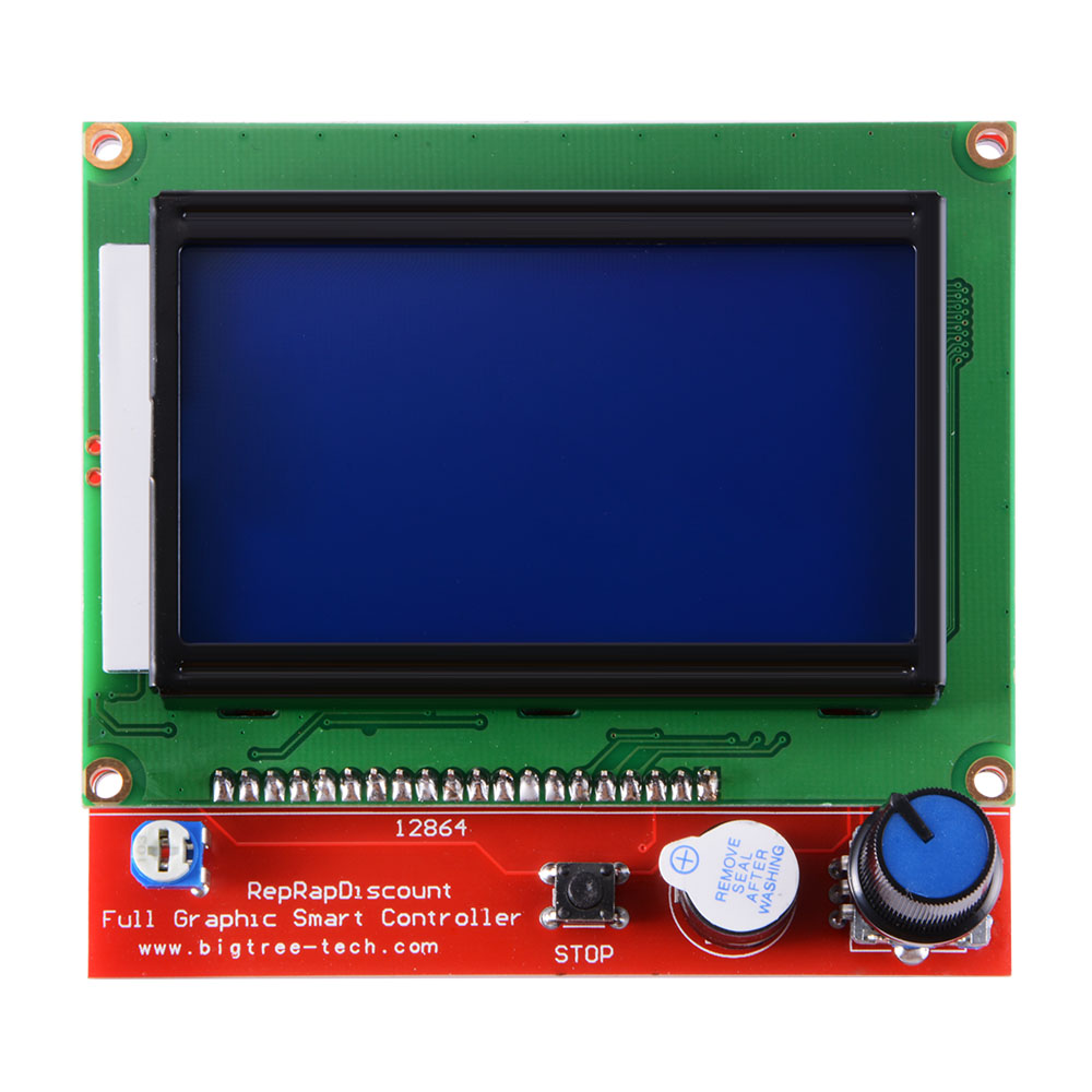 how to connect lcd 12864 to mega 2560