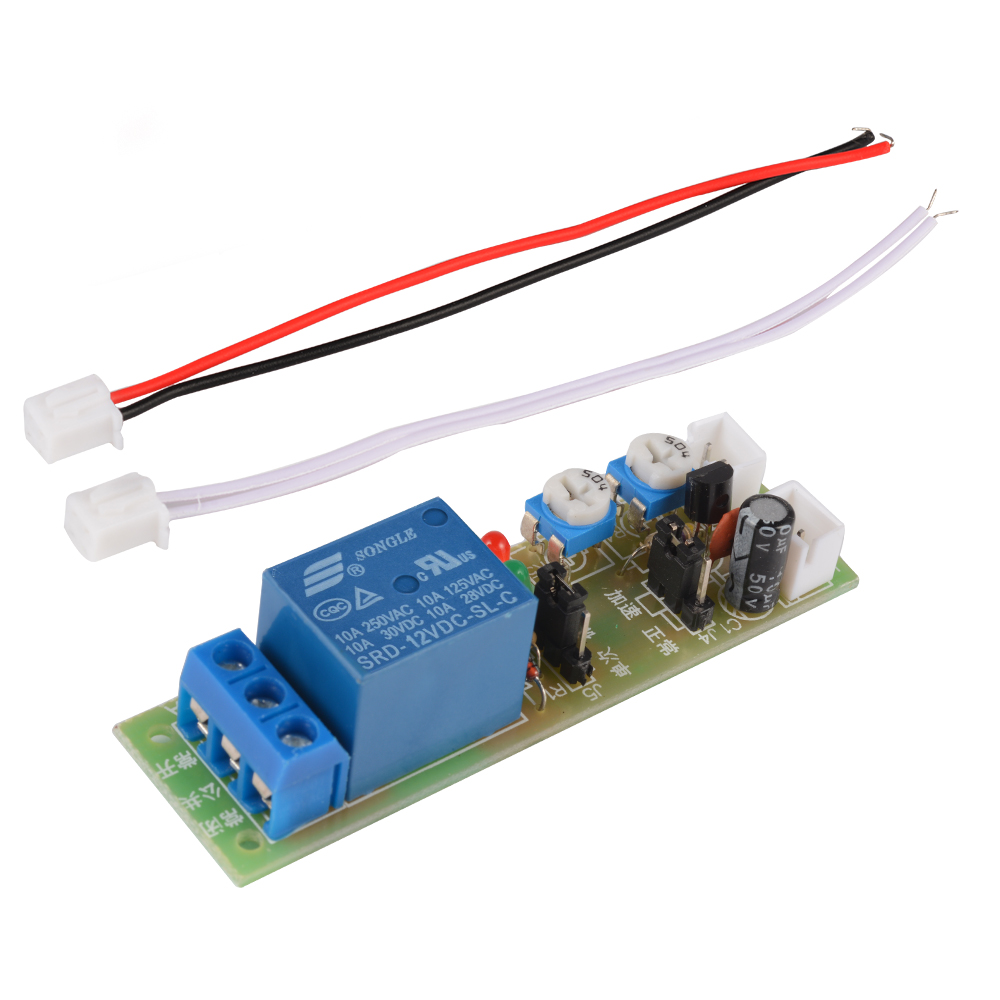 Dc 12v Infinite Cycle Delay Timing Timer Relay Switch Loop Module 1s Circuit 15min Te678