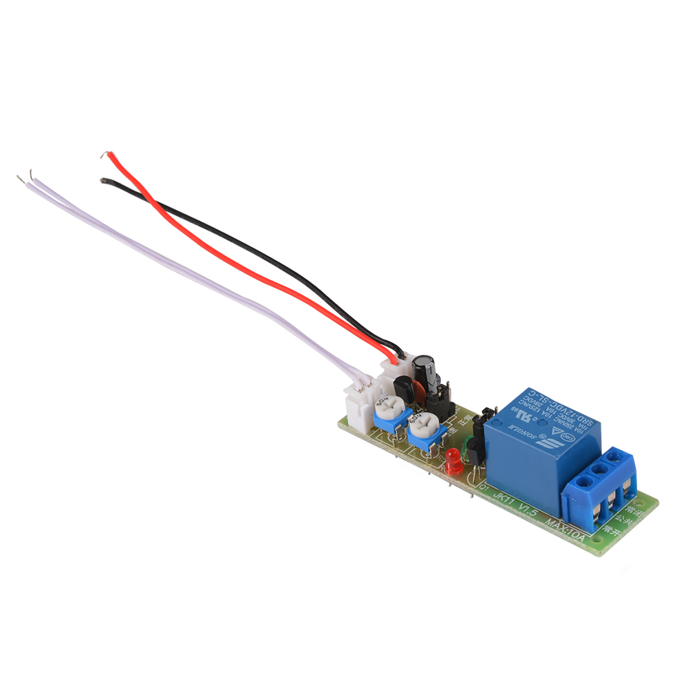 Dc 12v Infinite Cycle Delay Timing Timer Relay Switch Loop Module 1s Testing 15min Te678