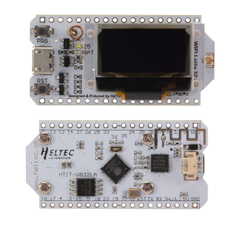 Details about ESP32 Development Board WIFI Bluetooth LoRa Dual Core 433MHZ  for Arduino TE940
