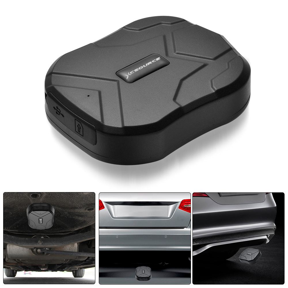 Gps Tracking Device For Cars >> Car Gps Tracker Magnetic Vehicle Spy Mini Personal Tracking Device